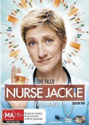 Nurse Jackie - Terapia d'urto 782x1101
