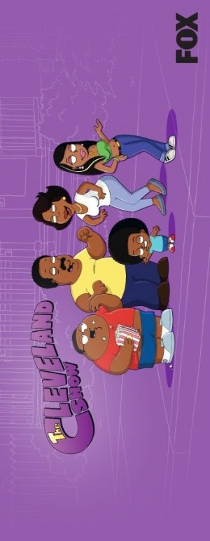 The Cleveland Show 350x900