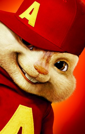 Alvin and the Chipmunks: The Squeakquel 2000x3144