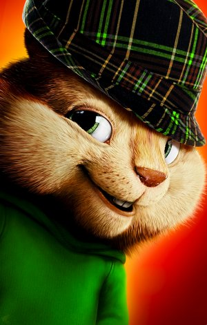 Alvin and the Chipmunks: The Squeakquel 2227x3500