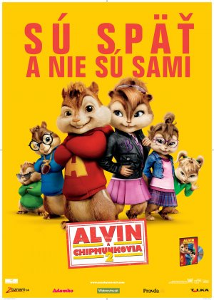 Alvin and the Chipmunks: The Squeakquel 3563x4999