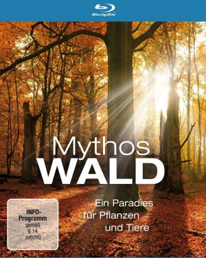 Mythos Wald Blu-ray cover