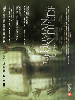 The Human Centipede  First Sequence    2009  Human Centipede Movie Poster