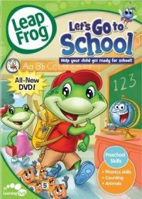 LeapFrog: Let's Go to School poster
