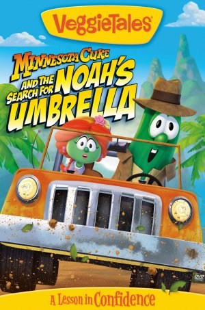 VeggieTales: Minnesota Cuke and the Search for Noah's Umbrella Cover