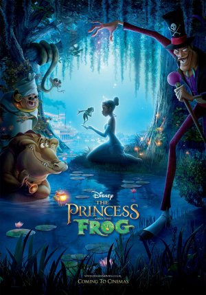 The Princess and the Frog 1984x2835