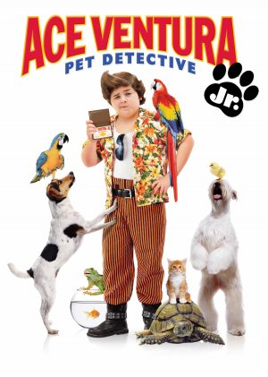 Ace Ventura: Pet Detective Jr. 2400x3366