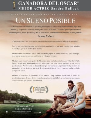 The Blind Side 886x1142