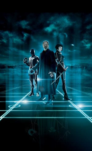 TRON: Legacy Key art