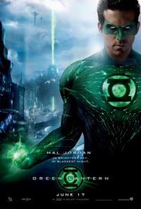 Зелений Лiхтар poster
