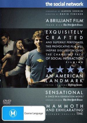 The Social Network 2017x2836