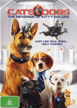 Cats & Dogs - Die Rache der Kitty Kahlohr 1524x2141