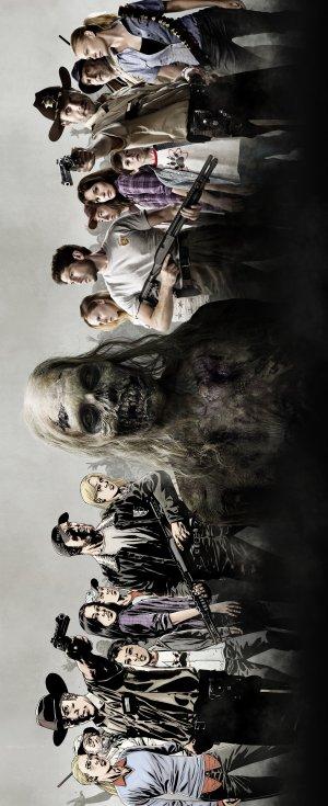 The Walking Dead 2042x5000
