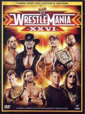 WrestleMania XXVI 3287x4381