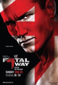 WWE Fatal 4-Way poster