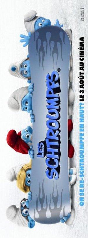 The Smurfs 310x831