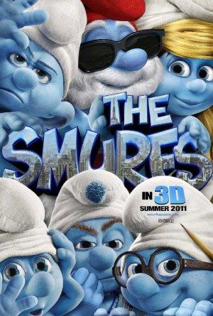 The Smurfs 523x776