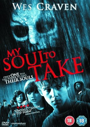 My Soul to Take Dvd cover