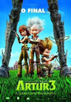 Arthur und die Minimoys 3 - Die große Entscheidung 950x1361