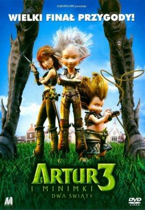 Arthur und die Minimoys 3 - Die große Entscheidung 570x821