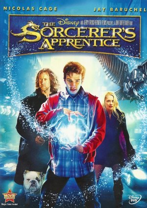 The Sorcerer's Apprentice Dvd cover