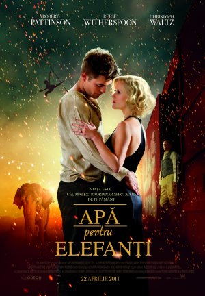 Water for Elephants 1388x2000