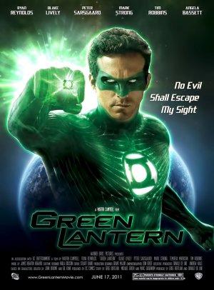 Green Lantern 3400x4600