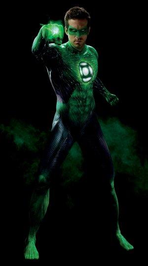 Green Lantern 2794x5000