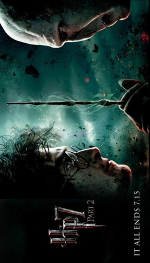 Harry Potter and the Deathly Hallows: Part 2 559x980