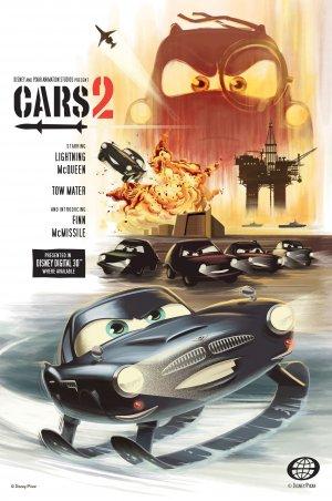 Cars 2 1992x3000