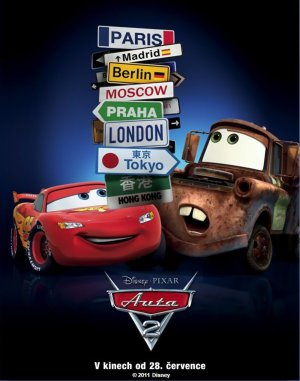 Cars 2 1100x1396