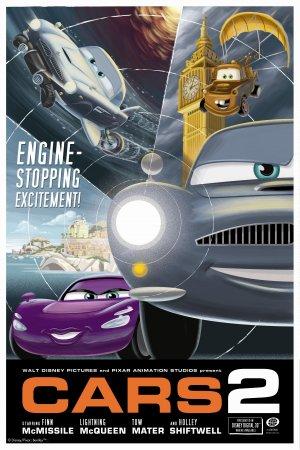 Cars 2 3330x5000