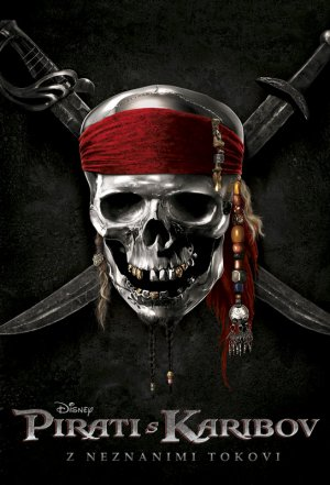 Pirates of the Caribbean: On Stranger Tides 544x800