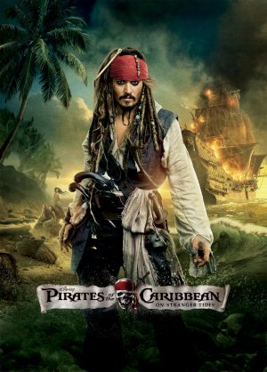 Pirates of the Caribbean: On Stranger Tides 1500x2091