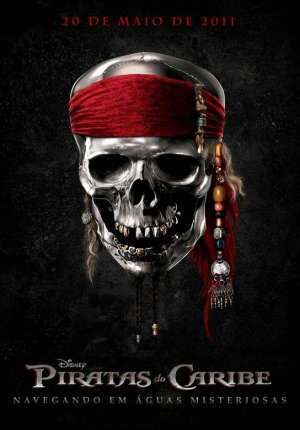 Pirates of the Caribbean: On Stranger Tides 544x779