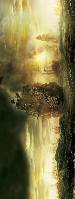 Pirates of the Caribbean: On Stranger Tides 605x1600