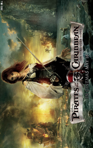 Pirates of the Caribbean: On Stranger Tides 1200x1920