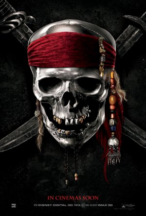 Pirates of the Caribbean: On Stranger Tides 535x792