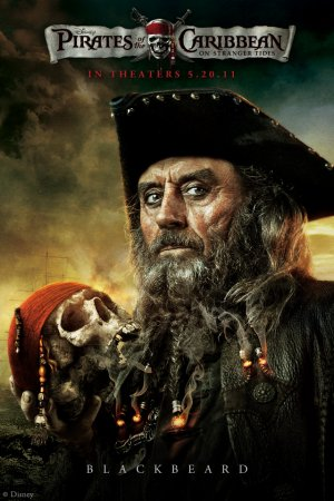 Pirates of the Caribbean: On Stranger Tides 640x960
