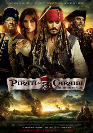 Pirates of the Caribbean: On Stranger Tides 794x1134