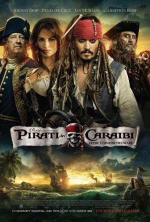 Pirates of the Caribbean: On Stranger Tides 2228x3300