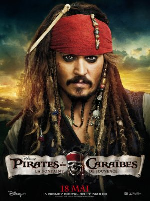Pirates of the Caribbean: On Stranger Tides 2835x3780