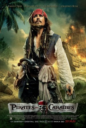 Pirates of the Caribbean: On Stranger Tides 1383x2048
