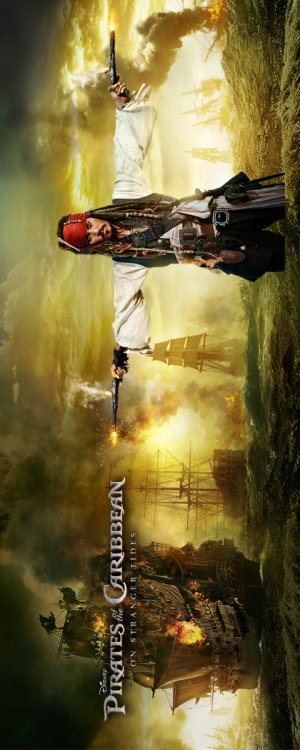 Pirates of the Caribbean: On Stranger Tides 480x1200