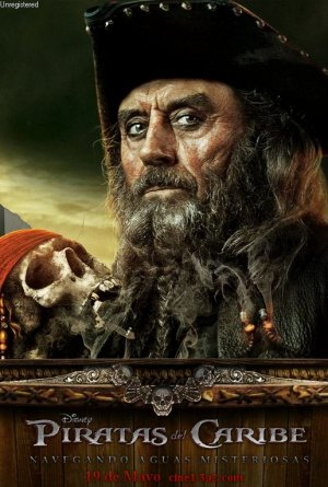 Pirates of the Caribbean: On Stranger Tides 516x765