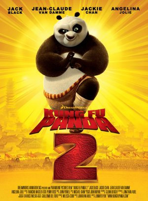 Kung Fu Panda 2 2550x3450