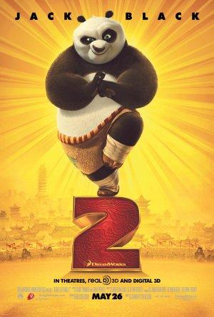 Kung Fu Panda 2 2430x3600