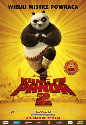 Kung Fu Panda 2 500x720