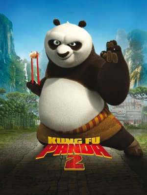 Kung Fu Panda 2 3788x5000