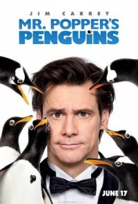 Mr. Poppers Pinguine poster